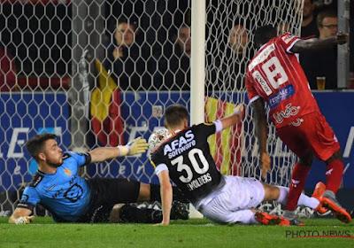 Doelmannen Logan Bailly en Colin Coosemans eisen hoofdrol op in Moeskroen - KV Mechelen