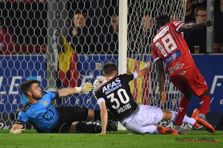 Bailly lijkt de held te worden in Moeskroen - KV Mechelen, tot Coosemans uitpakt met fabelachtige assist ...