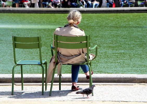 La sedia vuota di AlessandroDM
