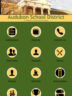 Audubon SD - náhled