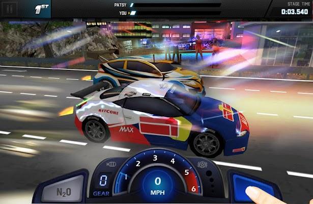 Unlimit Drag Racing - screenshot