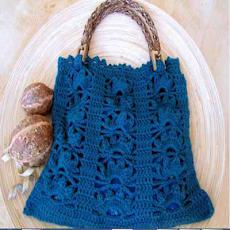 かぎ針編みの財布のデザインのアイデアのおすすめ画像2