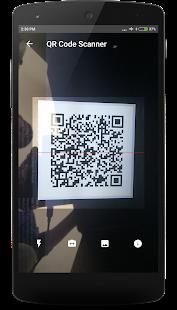 QR Scanner - náhled