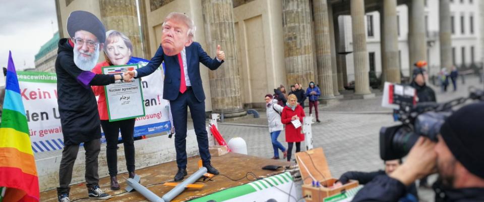 Kein Krieg zwischen den USA und dem Iran!