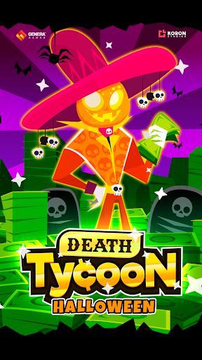 Death Tycoon - Idle Clicker: Capitaliste d'argent!  captures d'écran 1