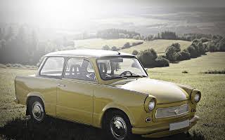 Trabant Trabant 601 Rent Kraj Vysočina