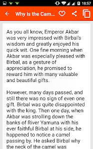 Akbar Birbal Story in English screenshot 3