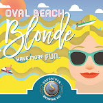 Saugatuck Oval Beach Blonde