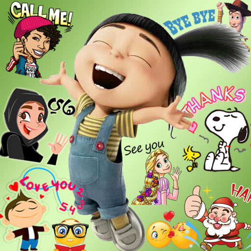 Emoji HD Talking Stickers file APK for Gaming PC/PS3/PS4 Smart TV