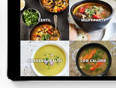 Soup Recipes – Soup Cookbook app 12