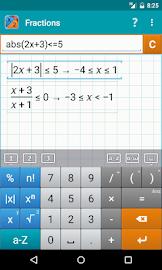 Fraction Calculator MathlabPRO Screenshot 5