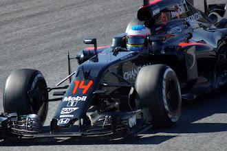 Photo: Fernando Alonso - McLaren Honda