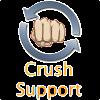 CrushSupport - Push (Internal App)