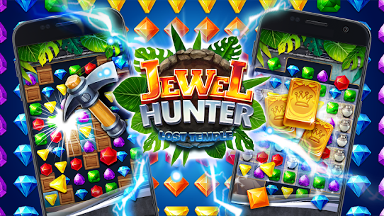 Jewel Hunter Lost Temple 1