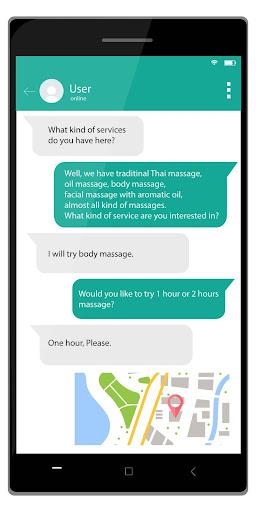 Home massage SPA 2.3 screenshots 1