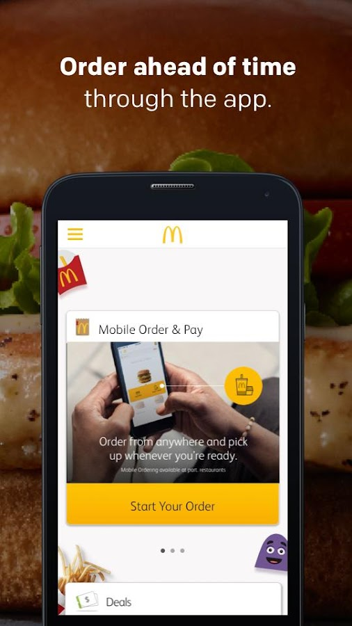 "McDonalds Application Online Employment at McDonald's. StartaCareer Today at McDonalds! Search Thousands of Jobs Here! The McDonald's corporation, recognizable around the world for its iconic ""Golden Arches,"" has proven its staying power for more than half a century."