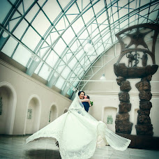 Wedding photographer Andrey Tatarashvili (LuckyAndria). Photo of 15.11.2017