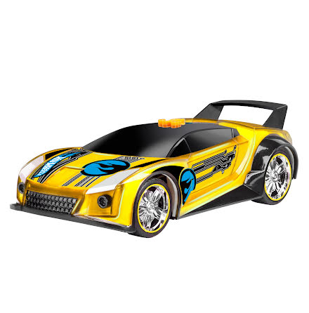 Toy State Hot Wheels Hyper Racer, Quick 'N Sik