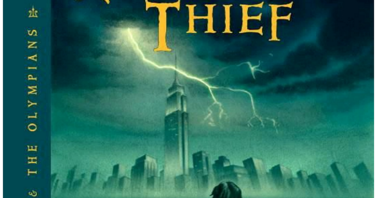 Percy Jackson 1 The Lightning Thief Riordan Rick Pdf Google Drive