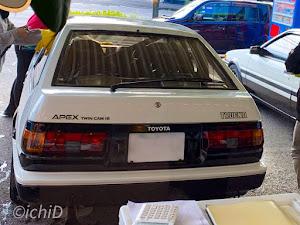 スプリンタートレノ AE86 GT-APEXのカスタム事例画像 イチDさんの2021年01月19日22:17の投稿