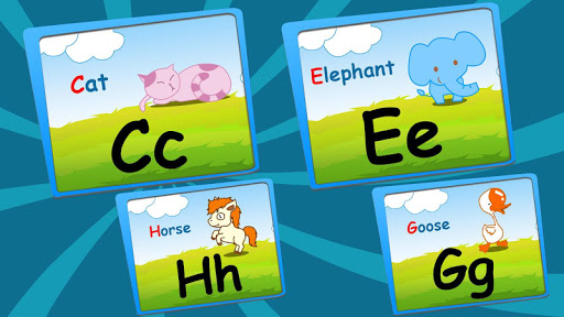 Alphabet puzzles & flash cards 1.1 screenshots 3