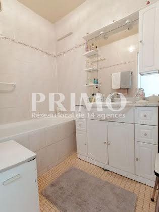 Vente appartement 3 pièces 60,87 m2