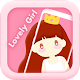 Pink lovely girl themes for PC-Windows 7,8,10 and Mac