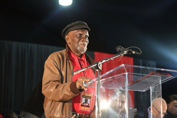"Struggle stalwart Eric ""Stalin"" Mtshali has passed away."