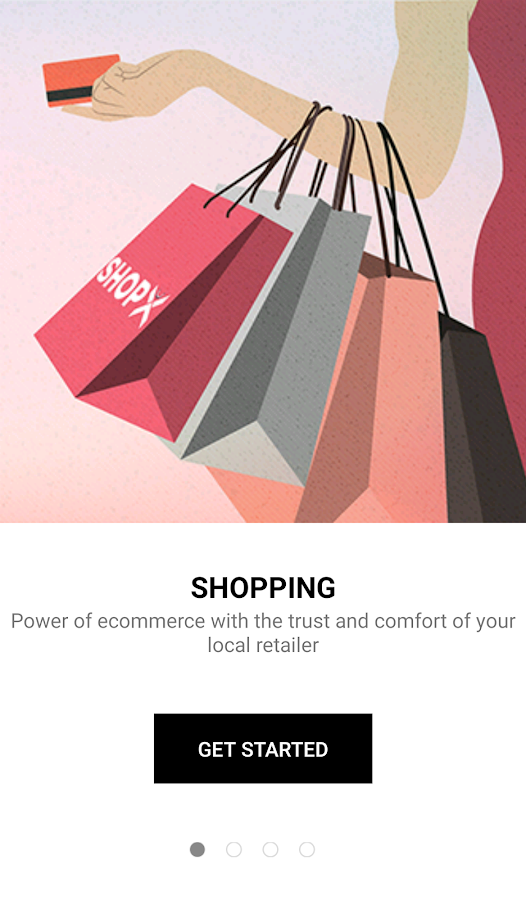 ShopX - Shopping, News & Fun- screenshot
