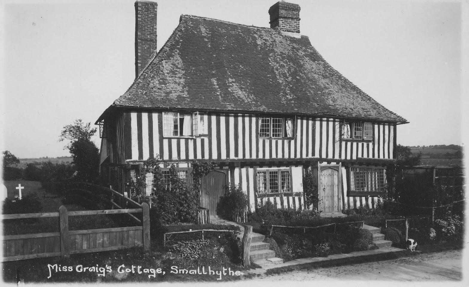Tenterden Archive photos Smallhythe