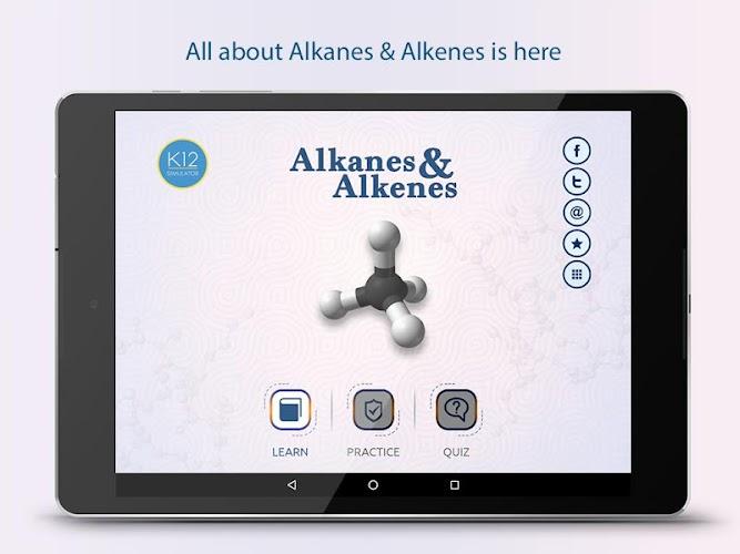 Alkanes & Alkenes in Chemistry APK | APKPure ai