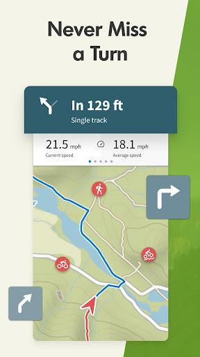 Komoot u2014 Cycling, Hiking & Mountain Biking Maps 10.16.5 Screenshots 5