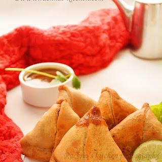 Punjabi Samosa Recipe,How to make Samosa | Vegetable Samosa