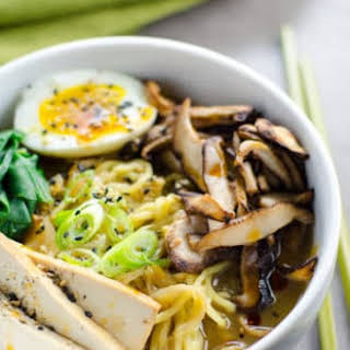 Vegetarian Ramen Broth Recipes.