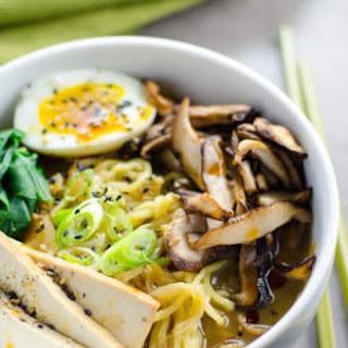 Vegetarian Ramen Broth Recipes.