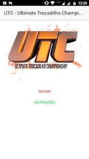 UTC - Ultimate Trocadilho Chapionship - náhled
