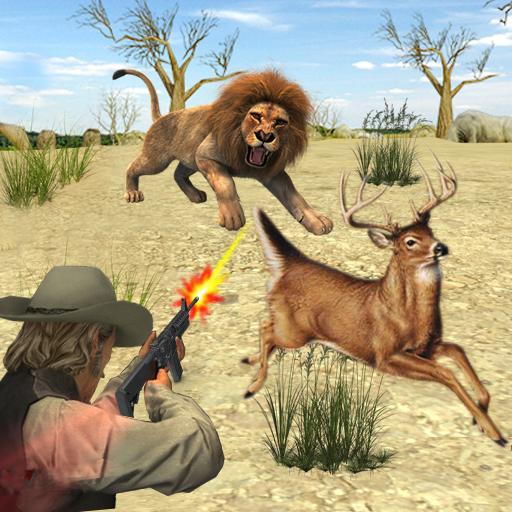 Jungle Animal Sniper Hunting