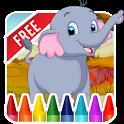 Elephant To Paint icon