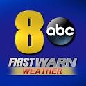 KJCT 8 First Warn Weather icon