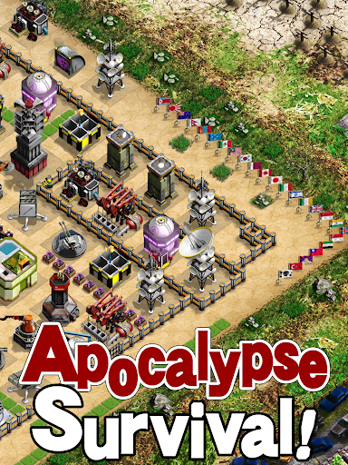 Zombie RTS game : UNDEAD FACTORY 1.3.23 screenshots 7