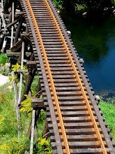 Photo: (Year 2) Day 353 -  Railway Track Beneath Our Bridge