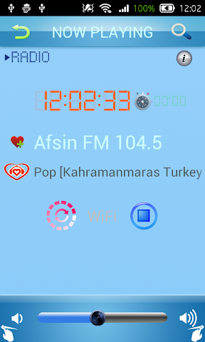 android Turkish Radio Screenshot 2