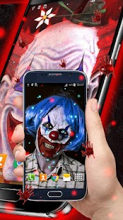 Hell Evil Clown Live Wallpapers - náhled