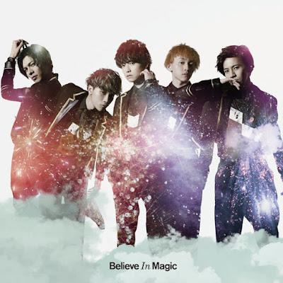 Yu-Gi-Oh! VRAINS ED Single - Believe In Magic