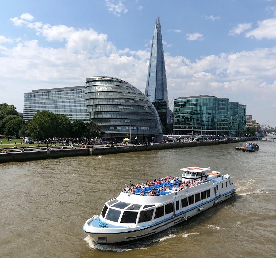 London  by Hüseyin Denizoğlu - Buildings & Architecture Office Buildings & Hotels ( london city )
