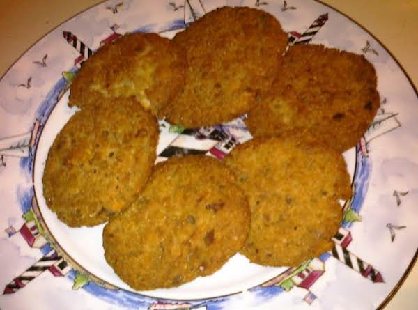 Southern Style Salmon Patties Recipe