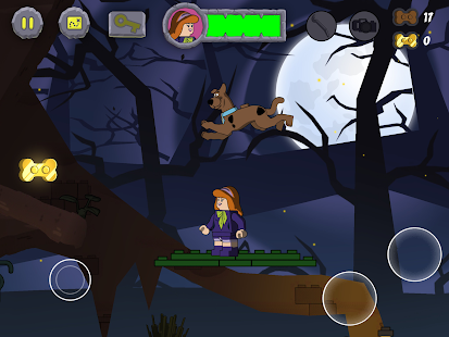 LEGO Scooby-Doo Haunted Isle Screenshot