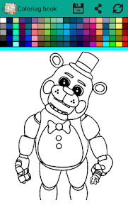 Cartoons Coloring Book Free - náhled