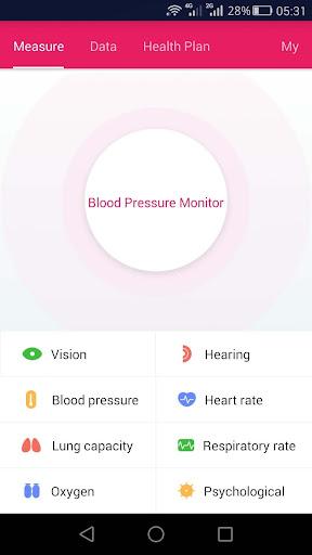 體檢寶測血壓