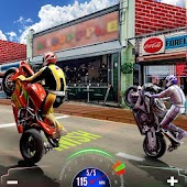 BSR : Bike Shift Racing Crazy Motorcycle Racer 3D Android APK Download Free By AbsoLogix - 3D Games Studio